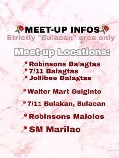 Meetup Infos📍