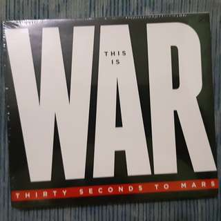 30 Seconds to Mars (This Is War) - Comes with FREE Dashboard Confessional Album