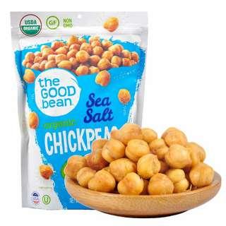 美國🇺🇸The Good Bean 天然海鹽酥脆鷹嘴豆 510g