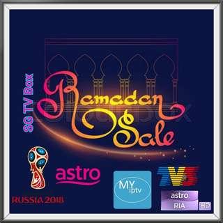 Ramadan Special From MYIPTV ( IPTV / ASTRO / Malaysia Channels / TV3 / Malay / TVB / TV Box)