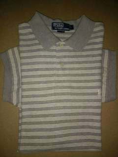 POLO by RALPH LAUREN SINGLE STICH&RING PIT 23 LONG 30/32 CONDITION CUN 0132960414