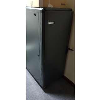 MOVING OUT SALE:  Silentium Server Rack