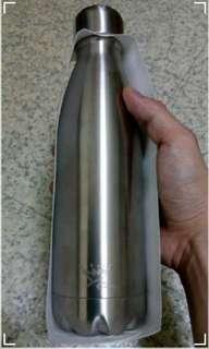 全新304不鏽鋼crown金礦咖啡保溫瓶