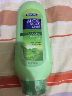 Aloe Vera Lotion Cooling Moisturizing Lotion