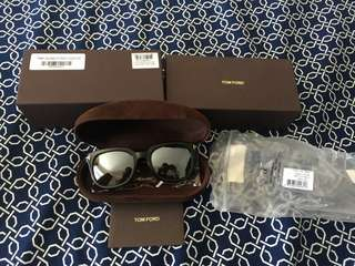 Authentic Tom ford sunglasses BNIB