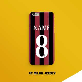 AC Milan CUSTOM Case