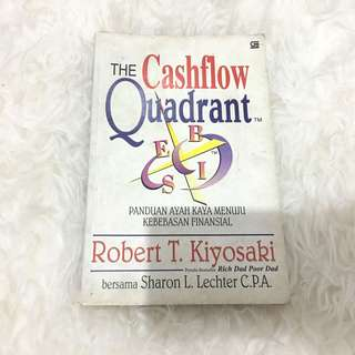 The Cashflow Quadrant Robert T. Kiyosakj