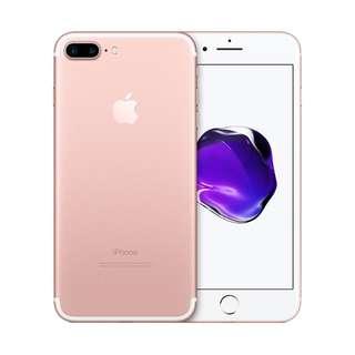 Iphone 7 Plus128gb Gold Cicilan Tanpa Kartu Kredit Proses 3 Menit