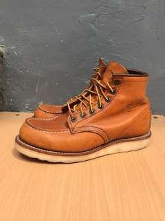 Redwing 875 made uaa