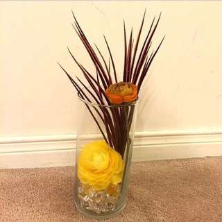 Wedding Guest Table Centrepieces