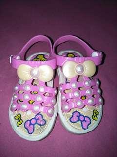 Sandal jelly anak