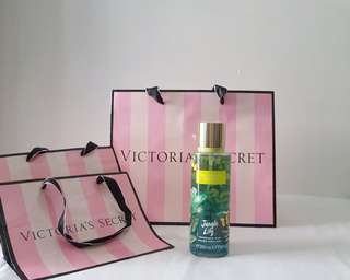 BODYMIST VICTORIA'S SECRET LIMITED EDITION