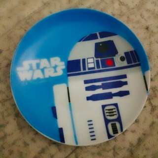 迪士尼x美心星戰R2-D2造型碟
