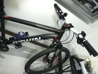 Rarely Used BTWIN Mountain Bike