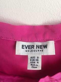 Ever New peplum skirt