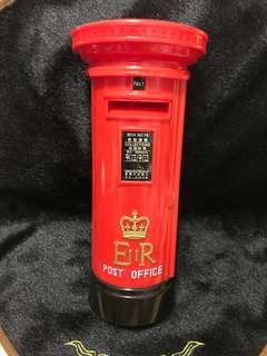 懷舊 皇家郵政 郵筒 錢甖