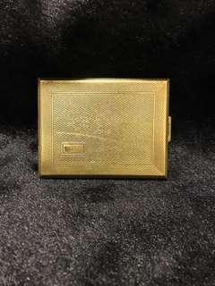 古董 銅煙盒