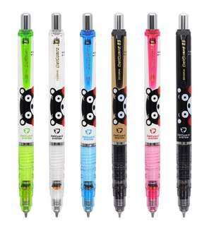 Zebra Japan Kumamon Delguard pencil