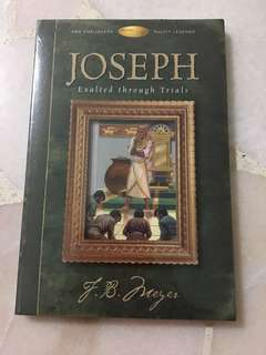 Christian Book: Joseph: Exalted Through Trials (F.B. Meyer)