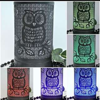 OWL SONIC COLOUR CHANGING DIFFUER