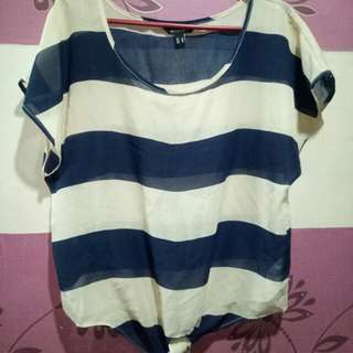 Tie it Up Top for Woman(Size S-M)