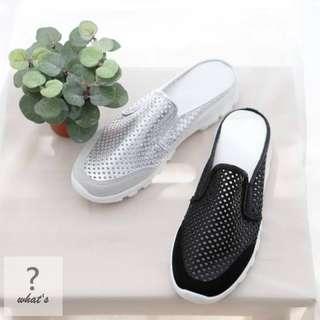 🚚 Korea👟 韓國夏季洞洞透氣軟底拖鞋