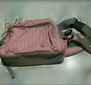 Authentic Converse Belt Bag