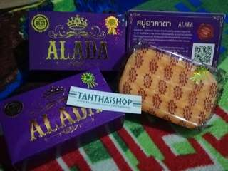 Original Alada Whitening Soap Thailand