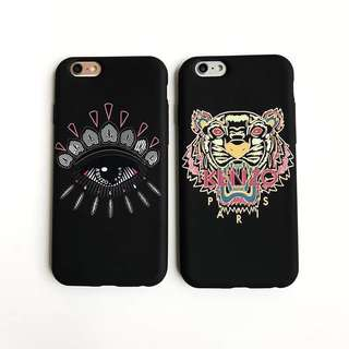 #8C Kenzo Eyes Tiger Phone Case PO Cover Colourful