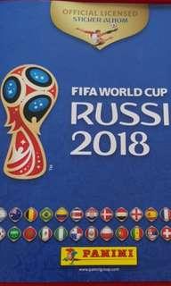 Panini Fifa World Cup Stickers