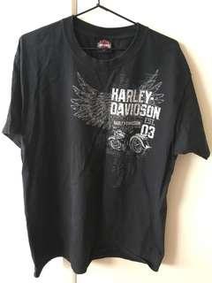 Harley Davidson T-Shirt - LAS VEGAS