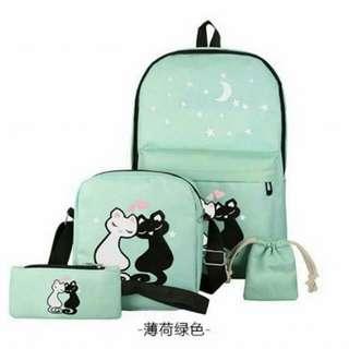 Bag set 3 in 1