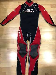 O'NEILL Full Length Diving Wetsuit