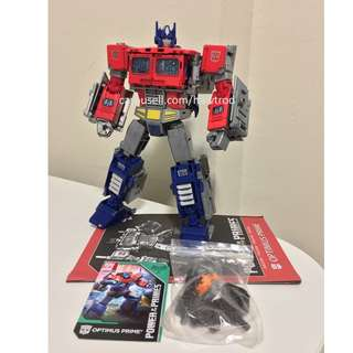 (Restocked) Hasbro Generations, POTP Power Of The Primes, Optimus Prime / Orion Pax (w/o box)