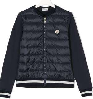 Moncler 新款 (罕有Y14)Padded Bomber Jacket