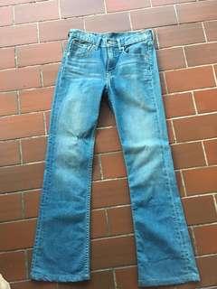 LEVIS Stretchable Jeans  waist 27
