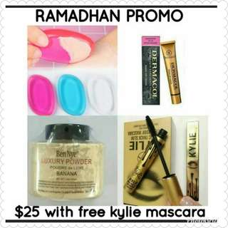 Promo Ramadhan bundle pack $25 limited stock only available grab yours now???