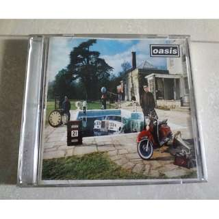 Oasis CD Be Here Now