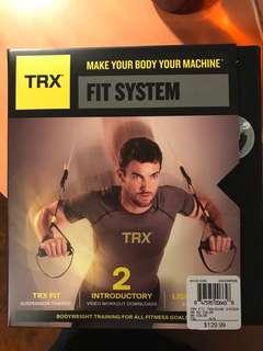 TRX fit system