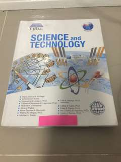 Grade 8 Science & Technology book