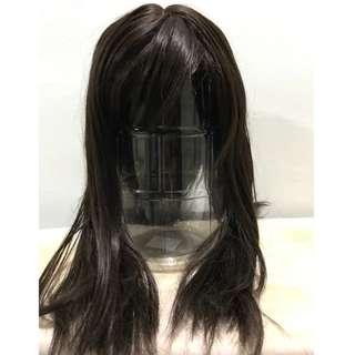 Medium Length Wig/Rambut Palsu Paras Bahu