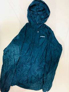 Patagonia Houdini jacket (forest green)
