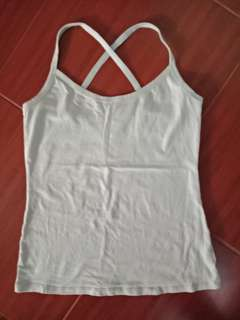 Old Navy cross sleeveless top
