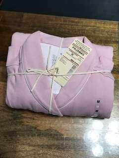 Muji  pyjamas in pink