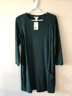 Long sleeve h and m dress