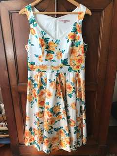 Review dress size 14 NEW!
