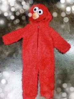 Elmo Sesame Street costume 2 yrs