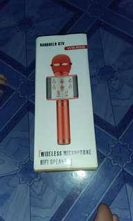 bluetooth mic 858