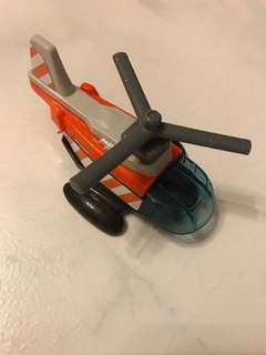 McDonald's Rescue Helicopter