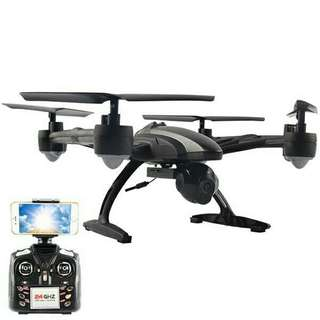JXD 509W Pioneer UFO Wifi FPV 2.4Ghz 4CH RC Drone with HD Camera